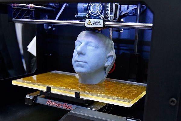 Как печатает 3d принтер